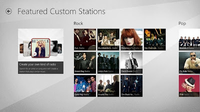 iHeartRadio - 7 Best Picked Apps for Windows 8 2012