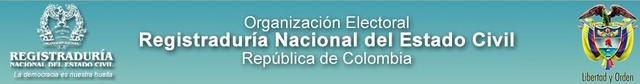 Registradura Nacional Del Estado Civil (COLOMBIA)