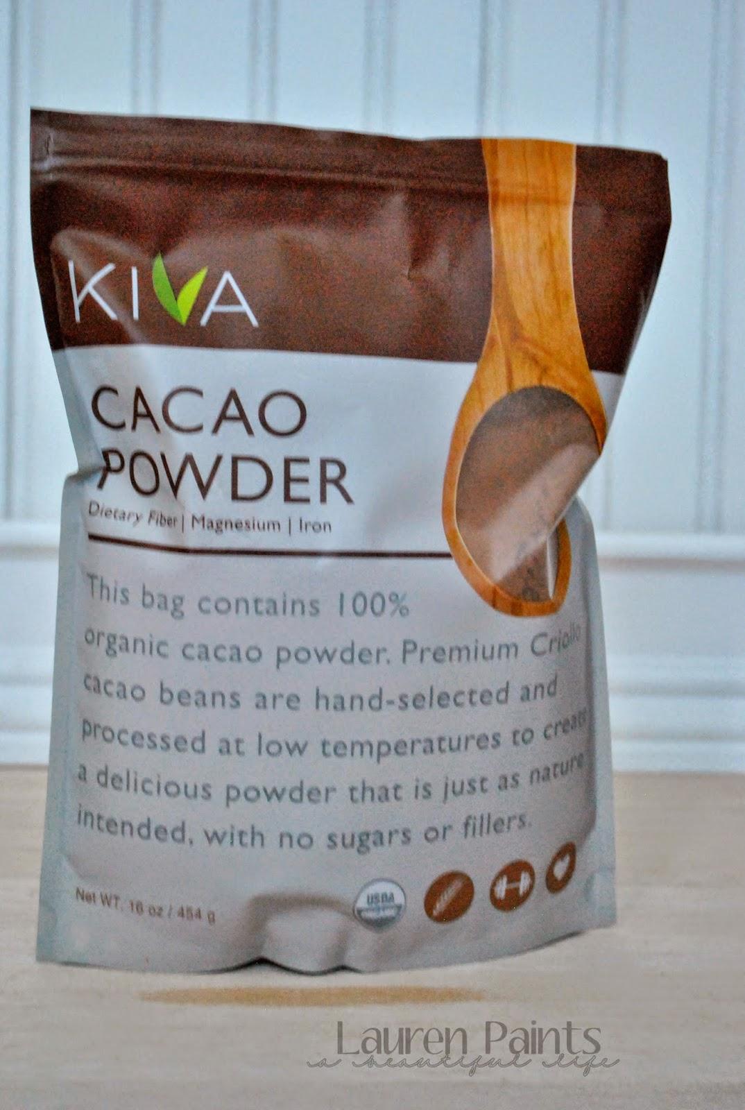 Kiva Cacao Powder Review