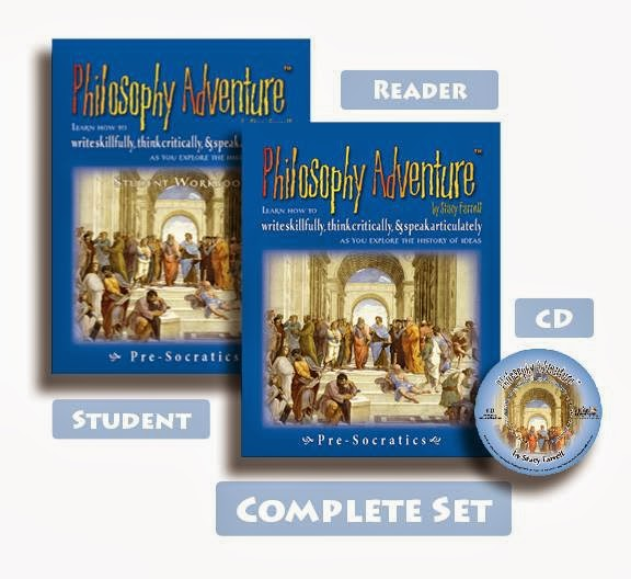 http://www.homeschooladventure.com/products/philosophy-adventure-pre-socratics/