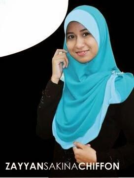 Zayyan Sakina Chiffon