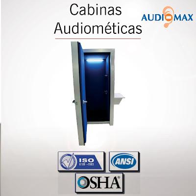 Cabinas audiometricas