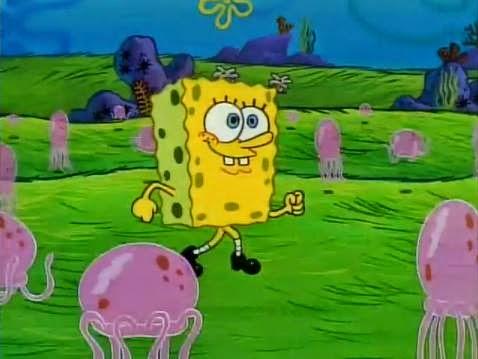 spongebob squarepants 15th anniversary marathon nature pants