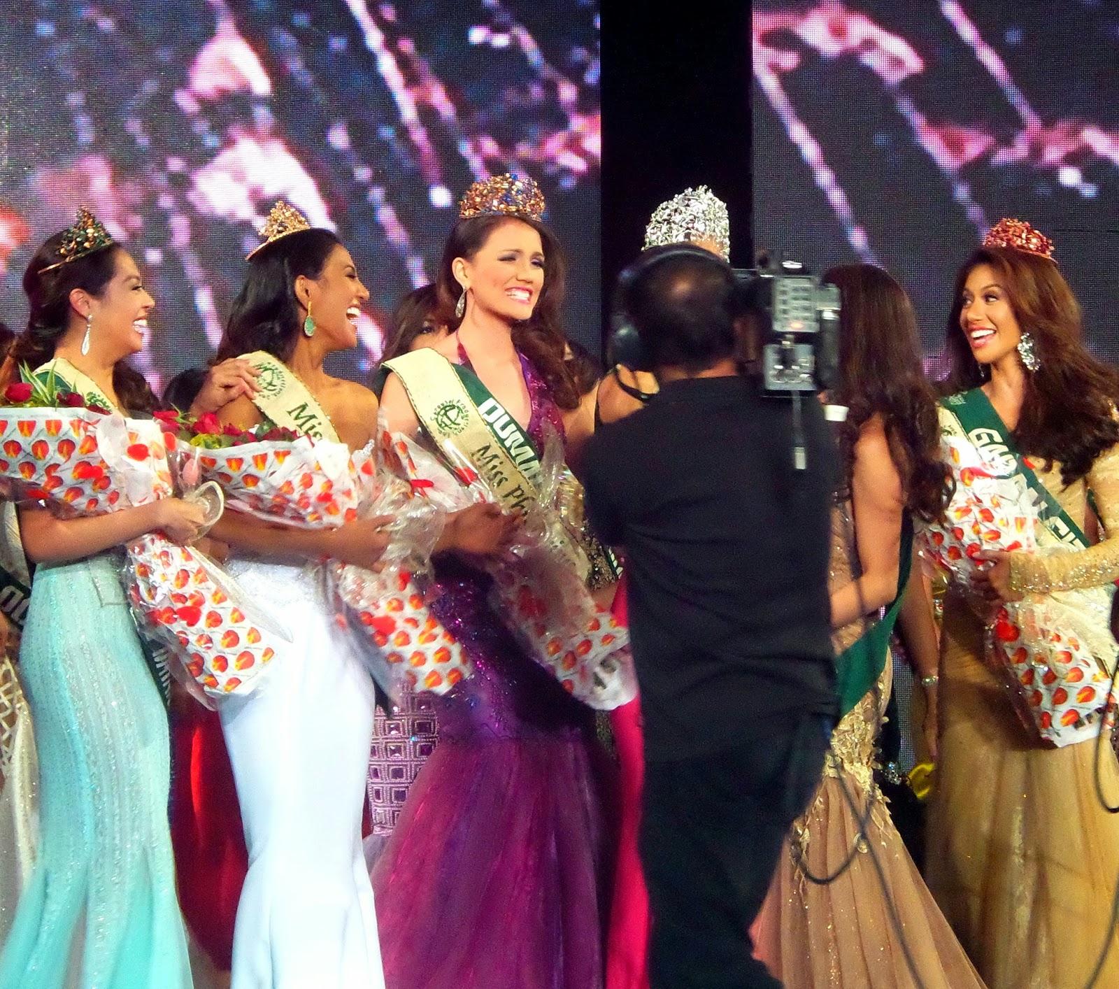 miss philippines earth 2014 coronation photos