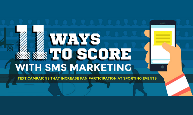 11 Ways to Score with SMS Marketing
