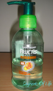 Garnier Fructis Serum Natural Hair