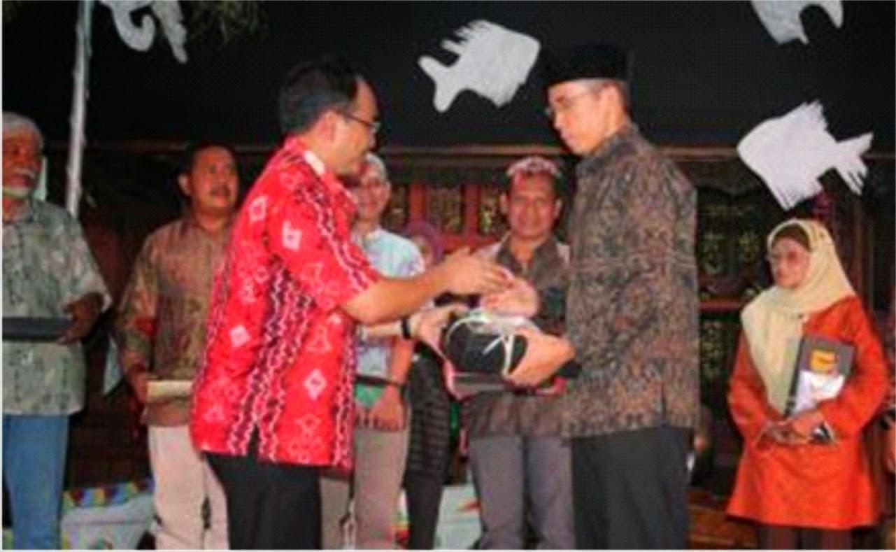 Gubernur NTB Buka  Kuldesak Tambora di Jakarta