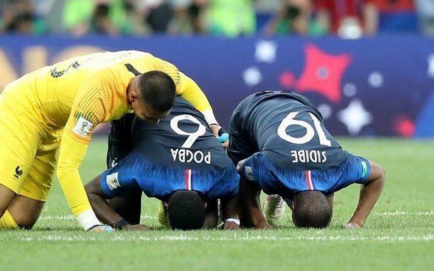Pemain Muslim Bantu Timnas Prancis Raih Juara Dunia di Tengah Islamofobia
