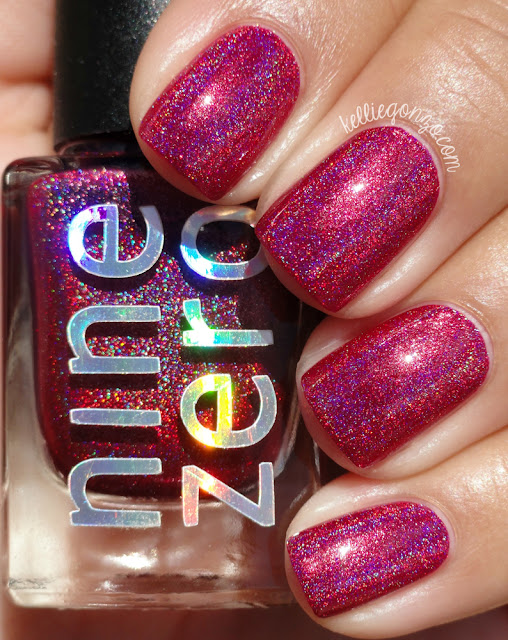 Nine Zero Lacquer Candy Apple