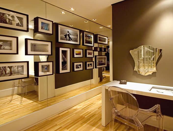 Bricolage e Decoração Decorar as Paredes de Sua casa com Molduras