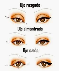 Parpado violeta maquillaje salud belleza y m s a tu for Distintas formas de maquillarse los ojos