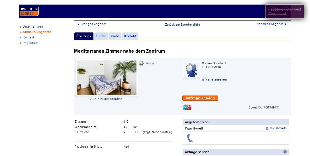 Permalink to 4 Zimmer Wohnung Bremen