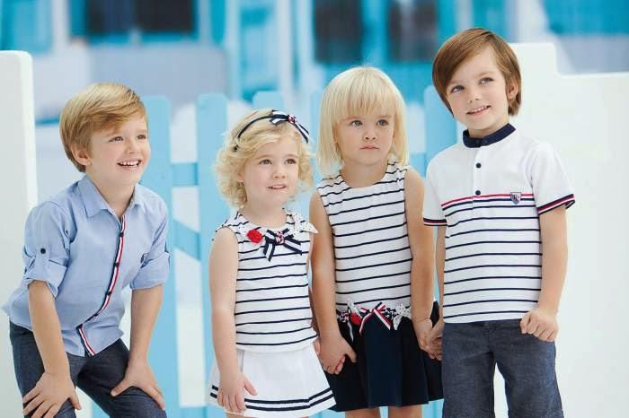 Cuidado y moda infantil qu se lleva este verano tendencias de moda para los m s peque os - Que se lleva este verano ...