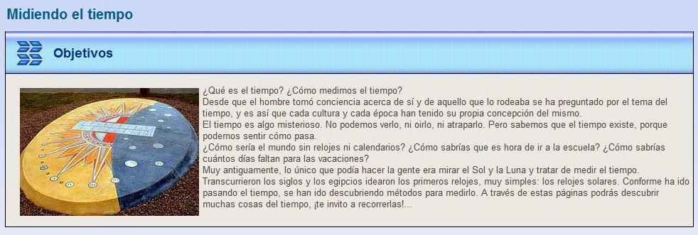 http://www.ceibal.edu.uy/UserFiles/P0001/ODEA/ORIGINAL/081019_medir_tiempo.elp/index.html