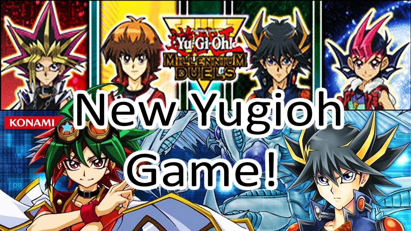 Yu-Gi-Oh Duel Generation for PC - Free Download