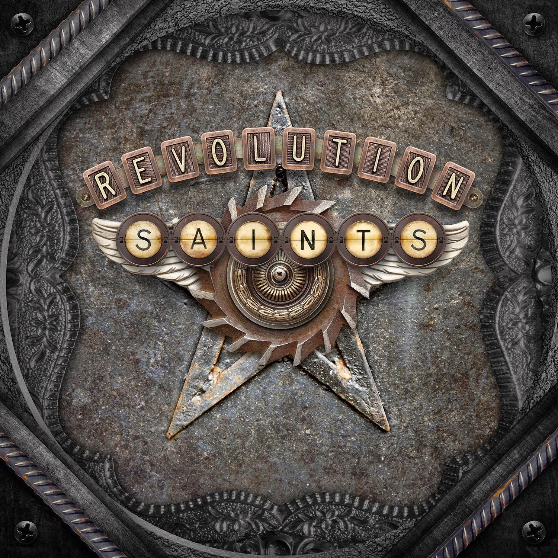 revolution saints - album - cover