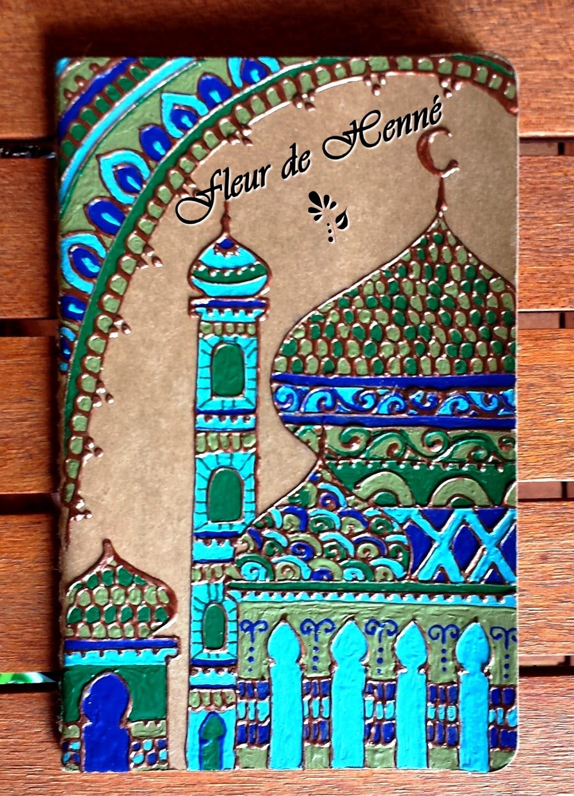décoration carnet