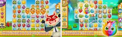 HACK Farm Heroes Saga 2.15.5 APK ANDROID