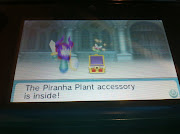 I unlocked the Piranha Hat in Find Mii II after beating the Castle of .