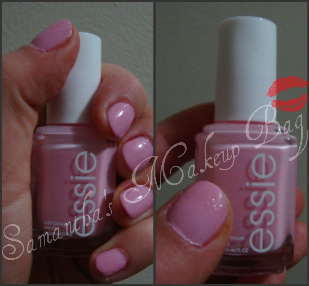 Samantha's Makeup Bag: Nail Polish Review: Essie In Muchi