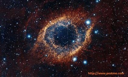 foto fenomena luar angkasa - mata tuhan