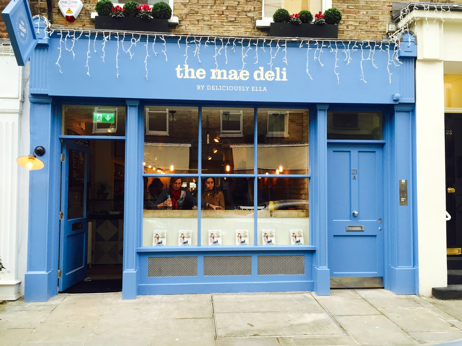 The Mae Deli marylebone