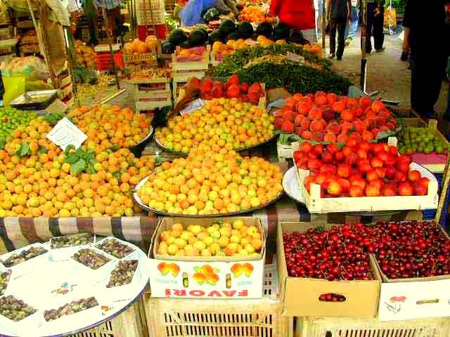 Манавгат базар в турции