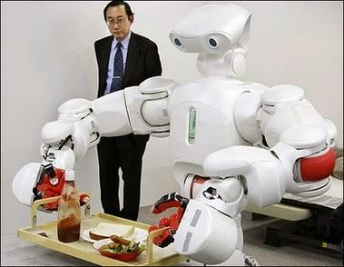 robotics servant