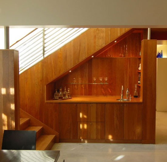 Making Cupboards Under Stairs