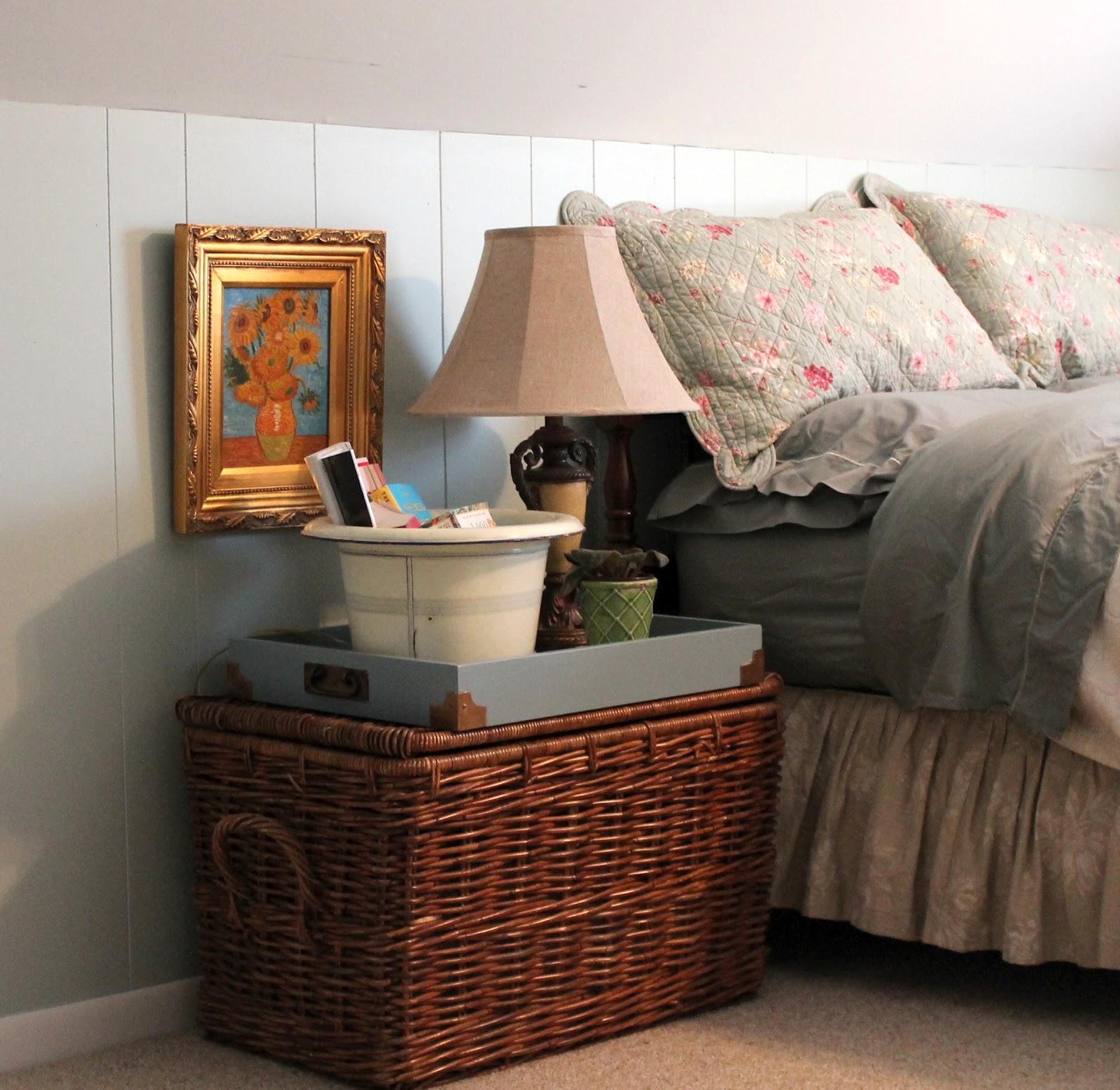 Bedside Storage designing domesticity: bedside storage