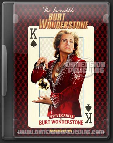 The Incredible Burt Wonderstone (BRRip HD Español Latino)