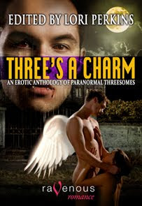Three&#39;s A Charm Anthology