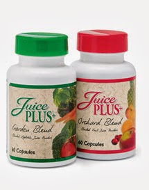 Juice Plus: Have you had your fruits and veggies today?