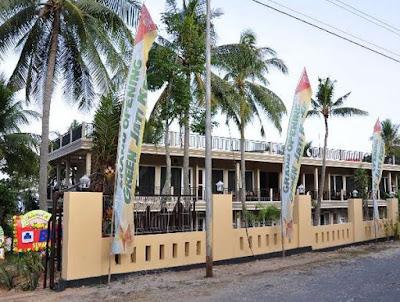 peresmian hotel the kelapa resort karimun jawa