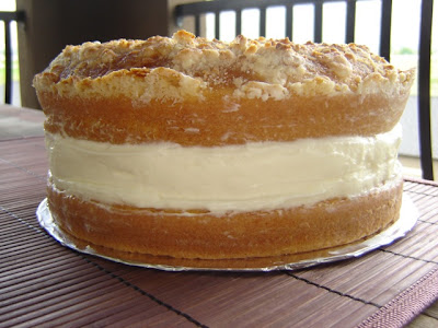 Olive Garden Copycat Recipes: Lemon Cream Cake