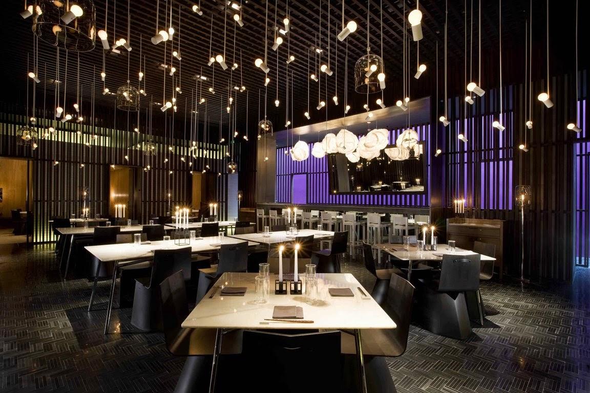 Modern cool design restaurant Ideas