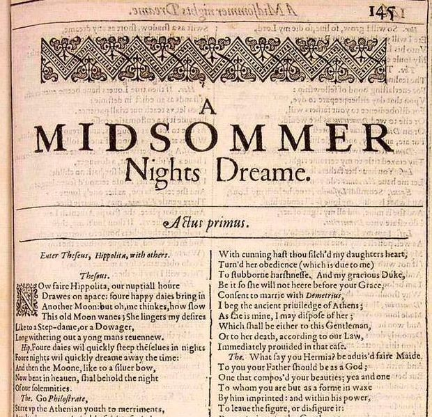 the theme of love in william shakespeares plays romeo and juliet and midsummer nights dream Free essay: parallel themes and characters in a midsummer night's dream and  romeo and juliet certain parallels can be drawn between william  shakespeare's  both plays have a distinct pair of 'lovers', hermia and  lysander, and romeo  of william shakespeare, shakespeare explores various  aspects of love and.