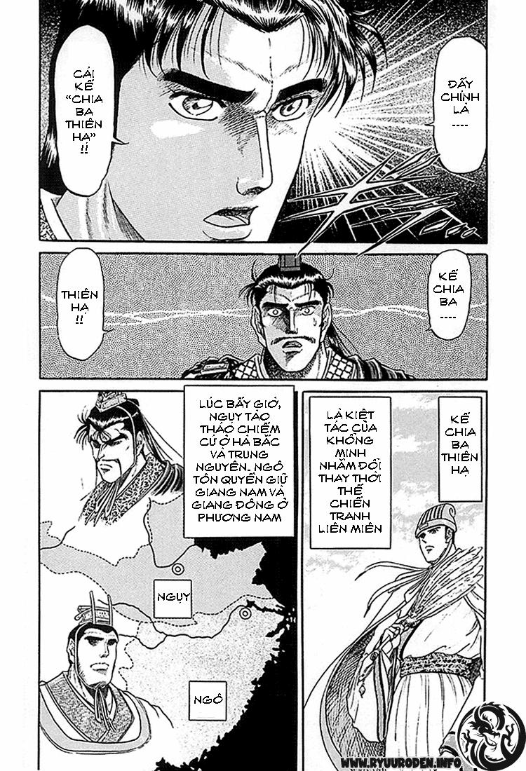 Chú Bé Rồng - Ryuuroden chap 7 - Trang 30