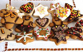 Galletas de Navidad (pierniczki)