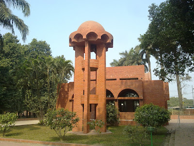 Central Mosque of National Martyrs.