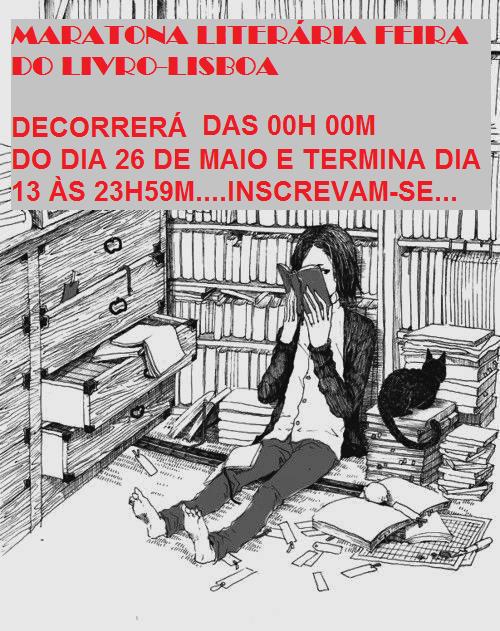 Maratona Feira do Livro_Lisboa