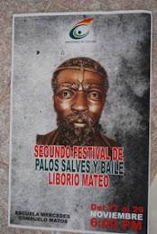 Festival Palos, Salves y Bailes 27/28 nov. San Juan