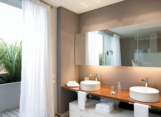 Iluminacion Cuarto Baño:Decoración de Interiores: Iluminación puntual en el Cuarto de Baño