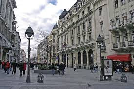 Knez Mihajlova street Belgrade