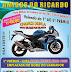 Serrolândia: Sorteio entre amigos - Uma moto Suzuki Srad 1000  e mais 4 prêmios de R$ 500,00