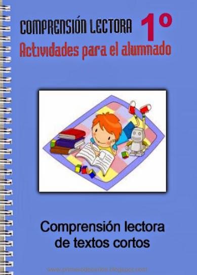 Cuaderno Comprensión Lectora 1º