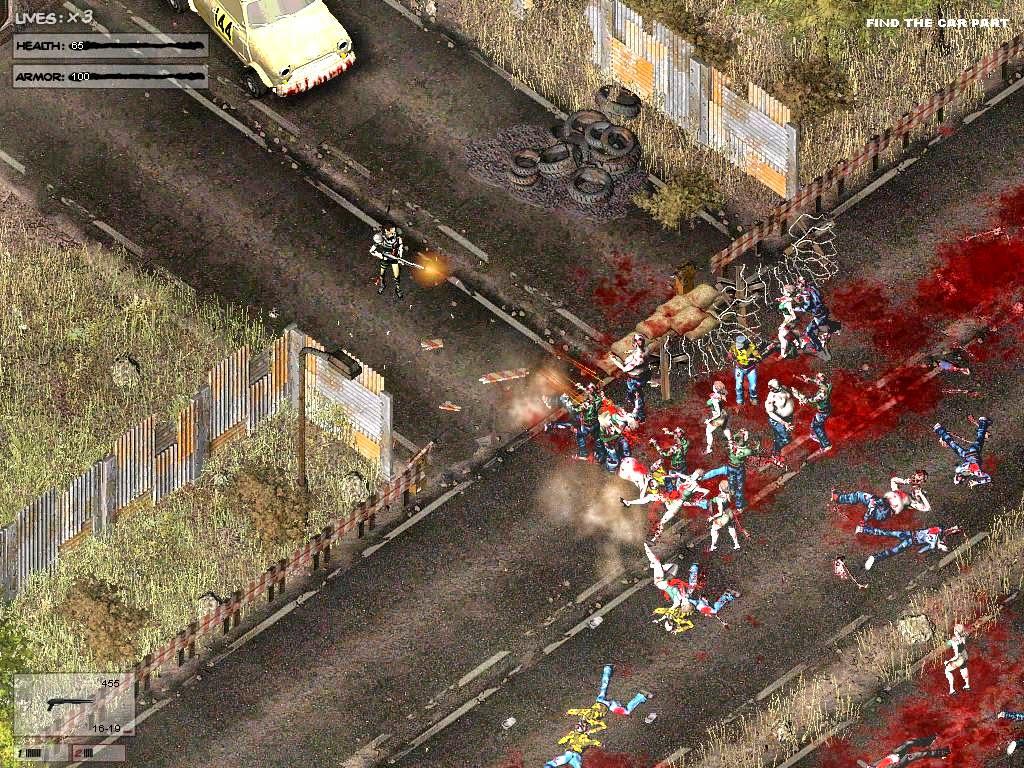 Zombie shooter: +4 трейнер