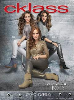 catalogo cklass botas de otoño 2013