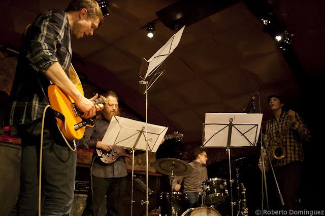 Mikkel Ploug - Simon Jermyn Quartet