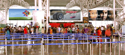 airport advertising, airport advertising india, airport advertising agencies
